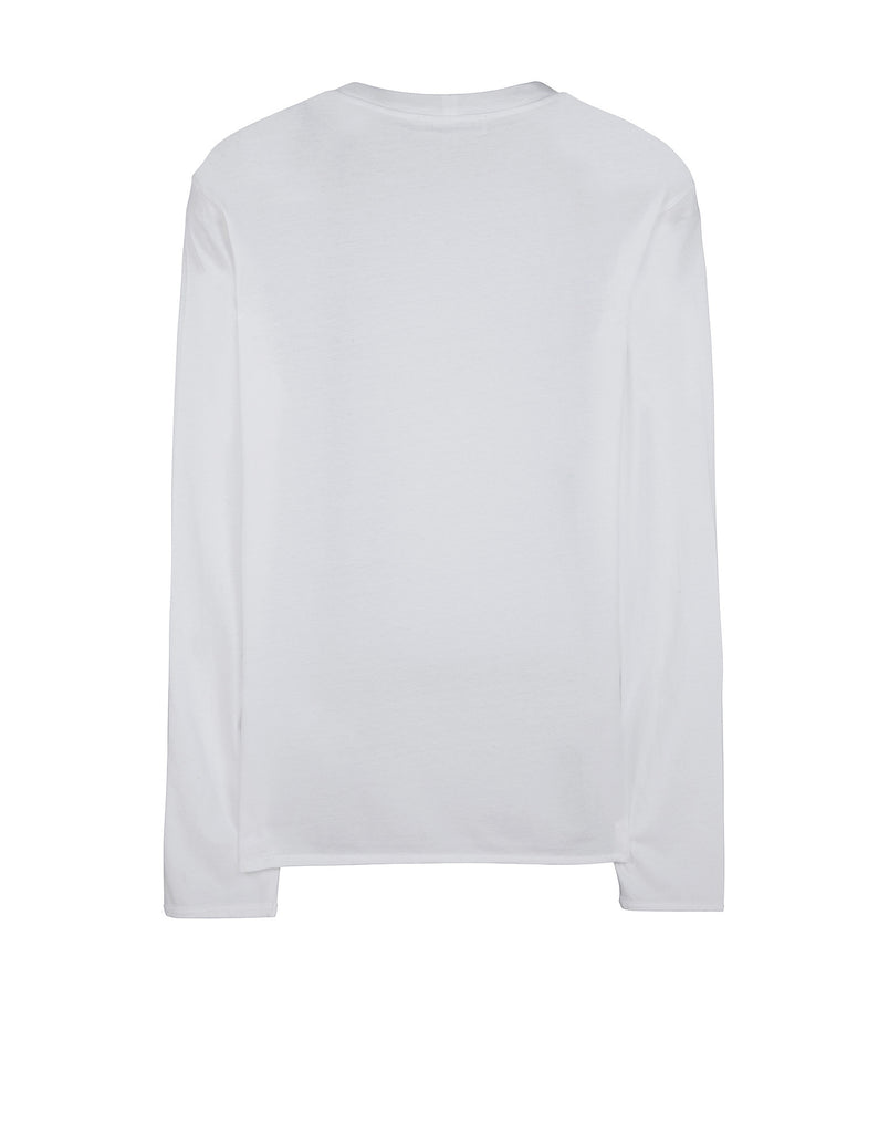 20541 Long Sleeve T-Shirt in White