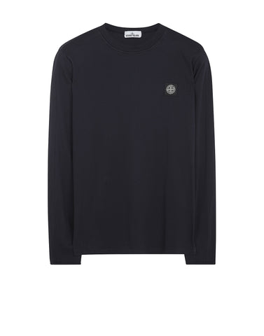 20541 Long Sleeve T-Shirt in Navy