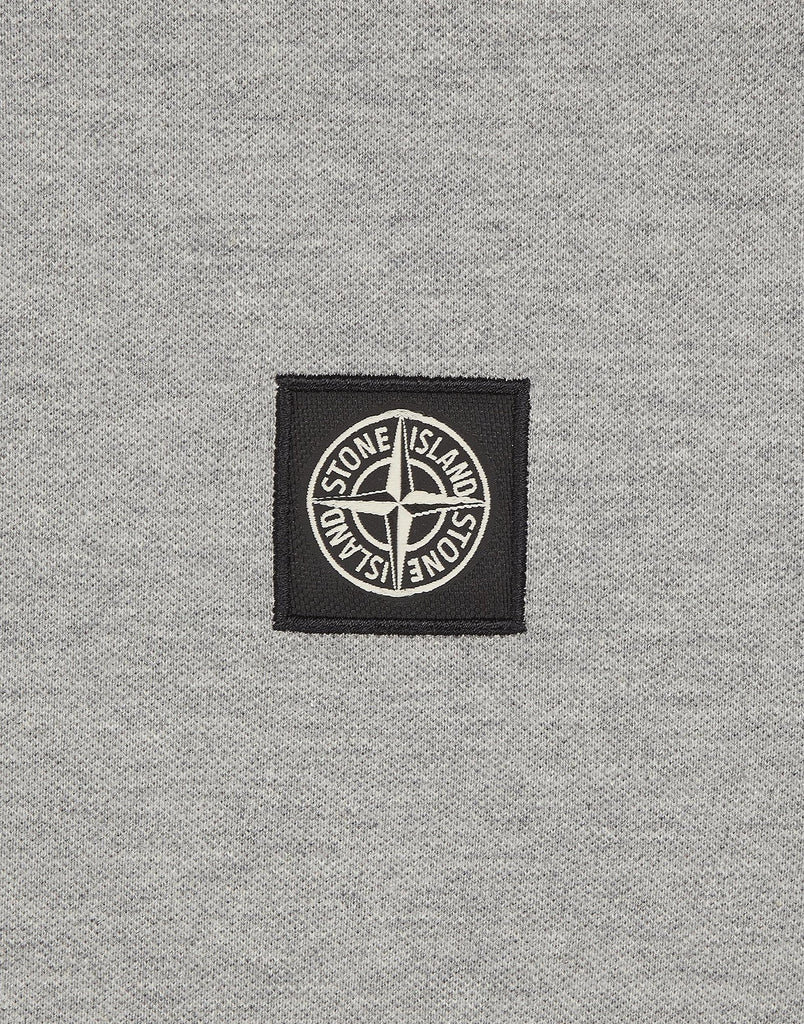 22S18 Polo Shirt in Light Grey