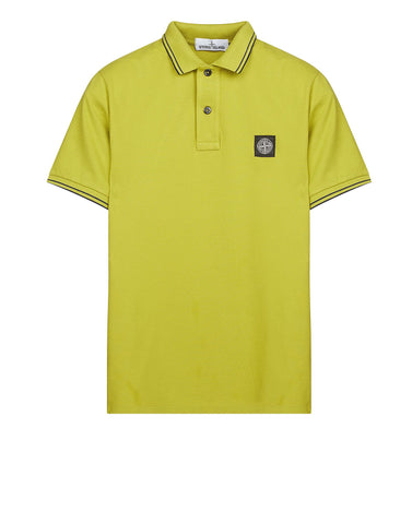 22S18 Polo Shirt in Green