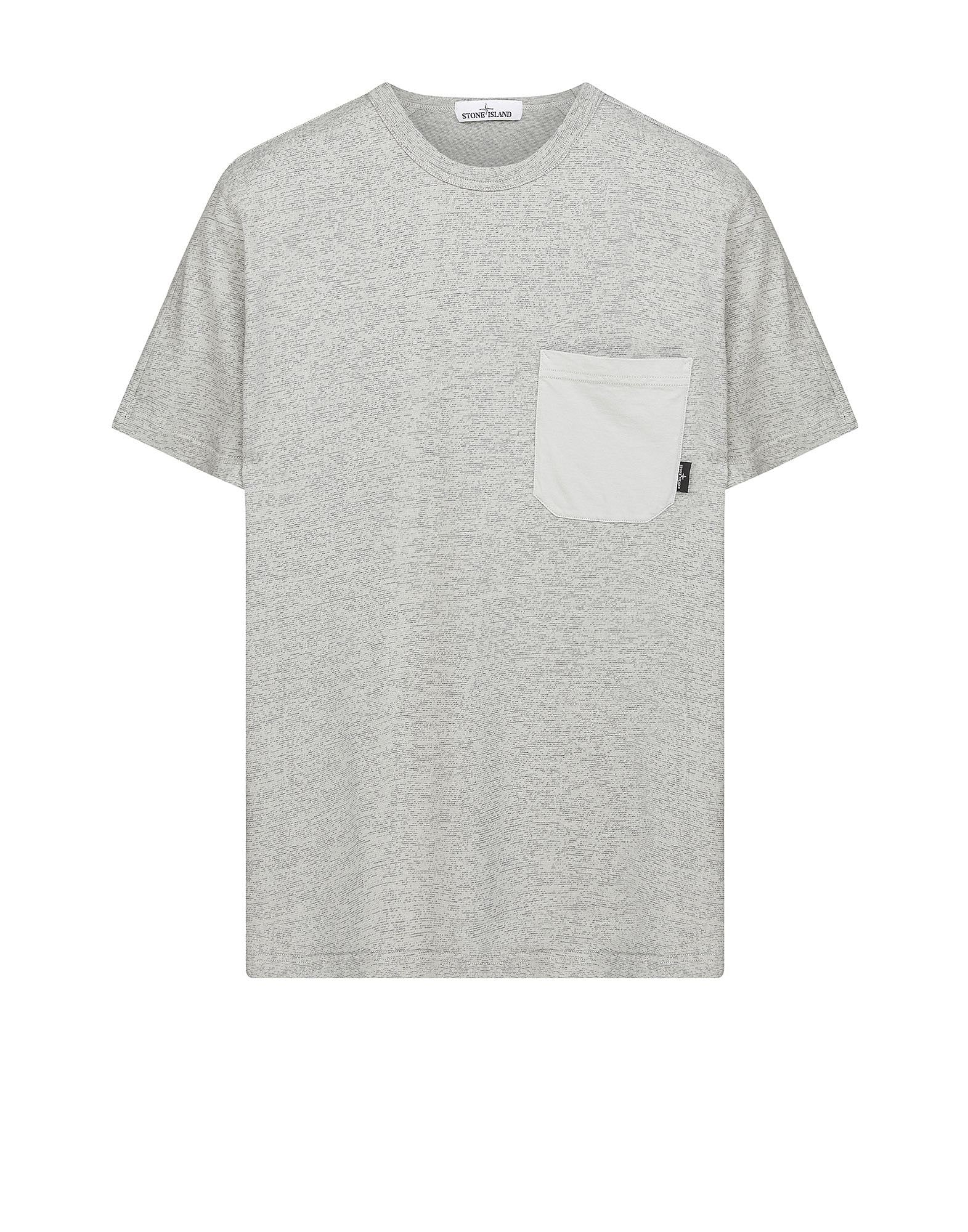 23238 Short sleeve T-Shirt in Grey