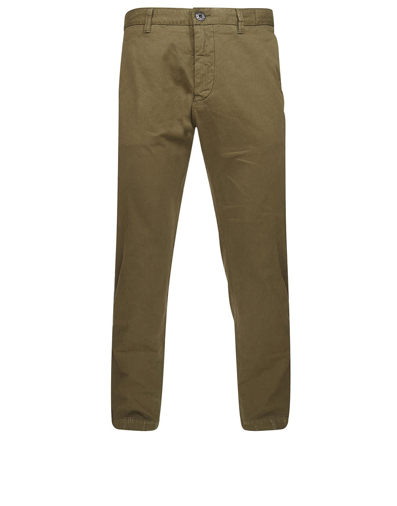 3AZ06 Cotton Chinos in Khaki