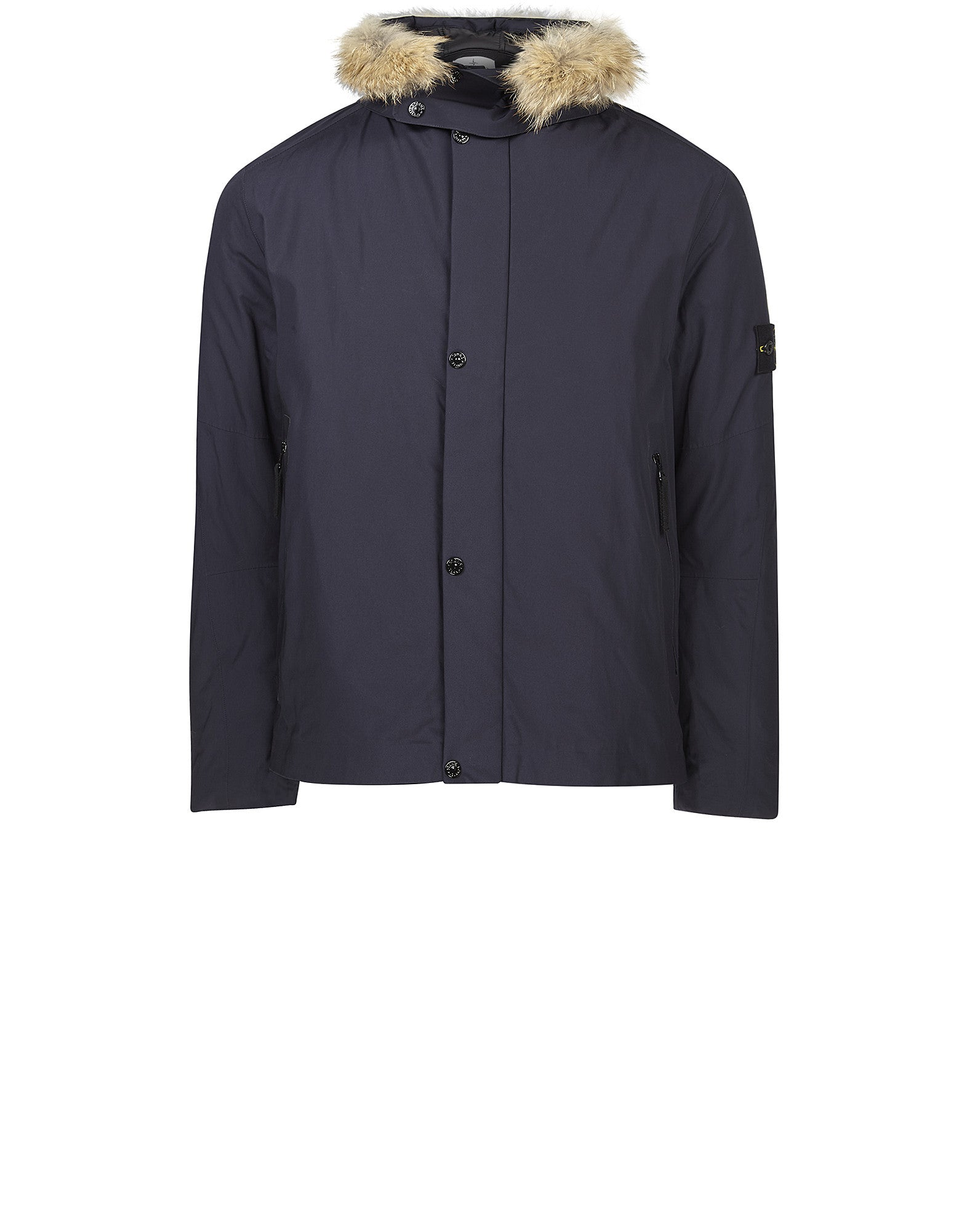 42025 WATER REPELLENT SUPIMA COTTON WITH PRIMALOFT® INSULATION TECHNOLOGY Jacket in Navy