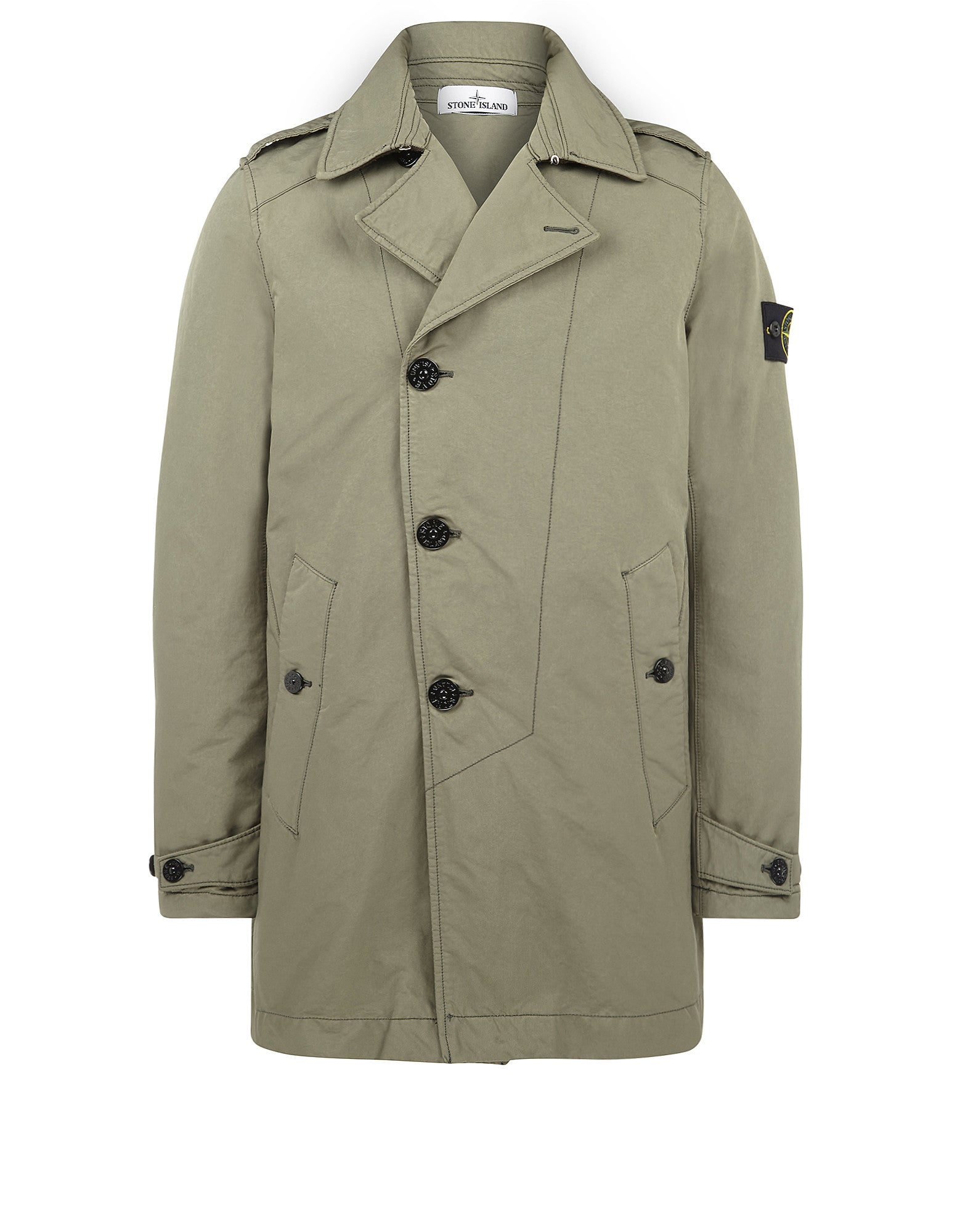 45249 DAVID-TC Jacket in Green