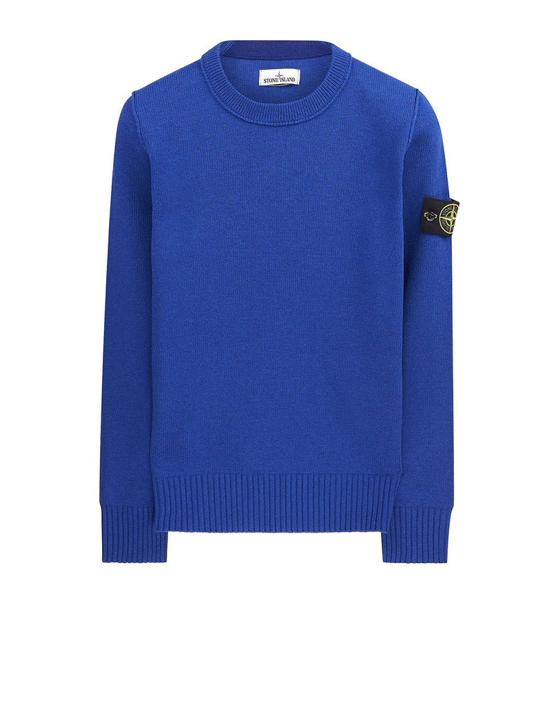 50AA3 Crewneck Knit in Blue