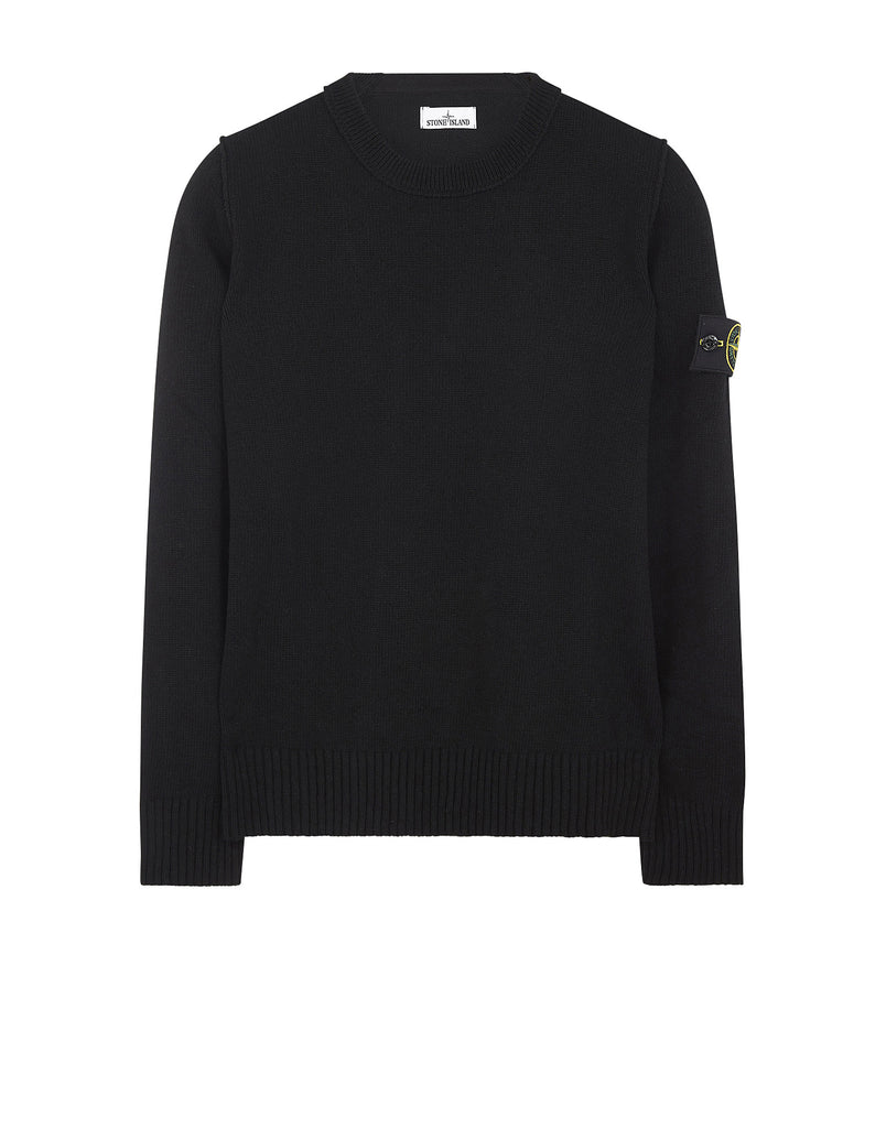 50AA3 Crewneck Knit in Black