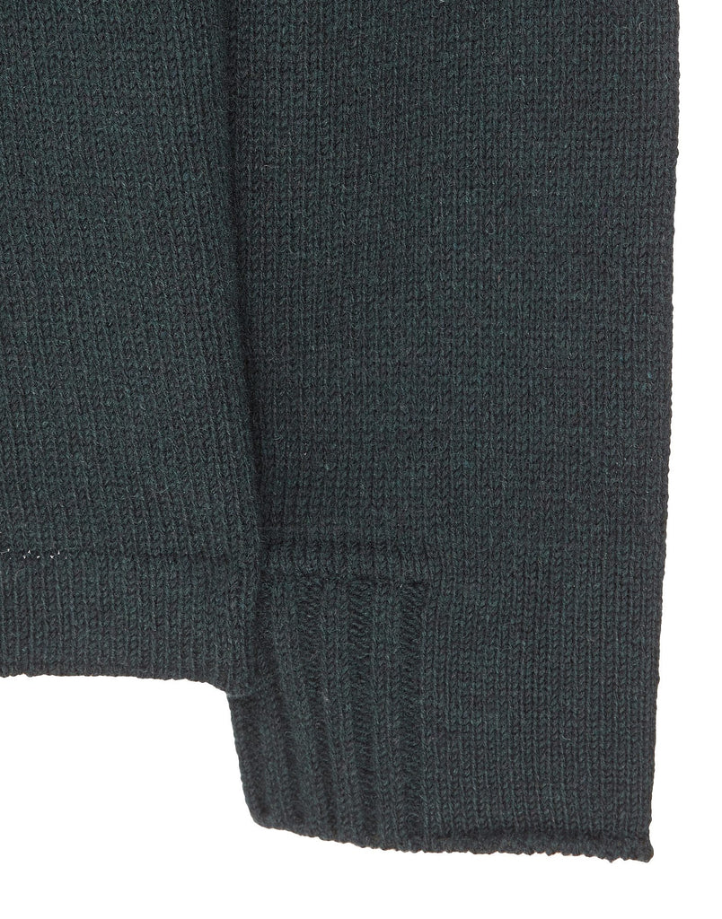 539A3 Lambswool Knit in Green