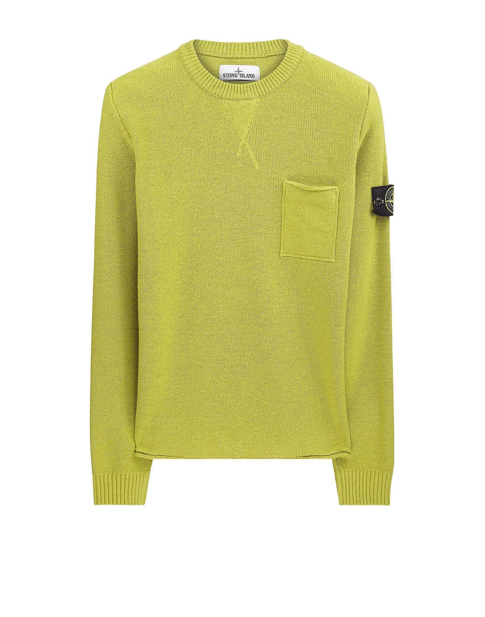 553D9 Crewneck Knit in Green