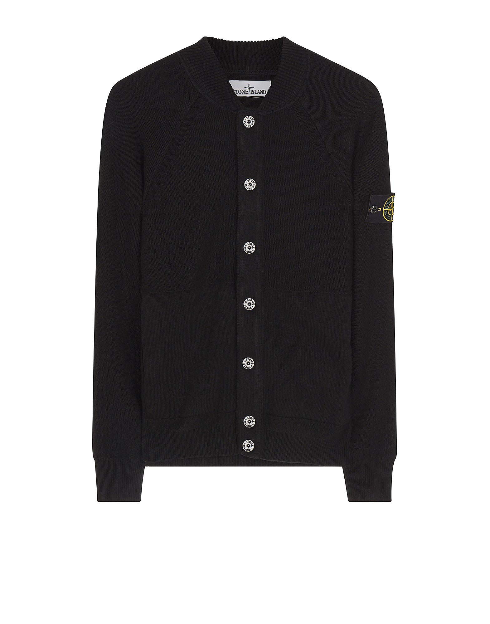570D9 Cardigan in Black