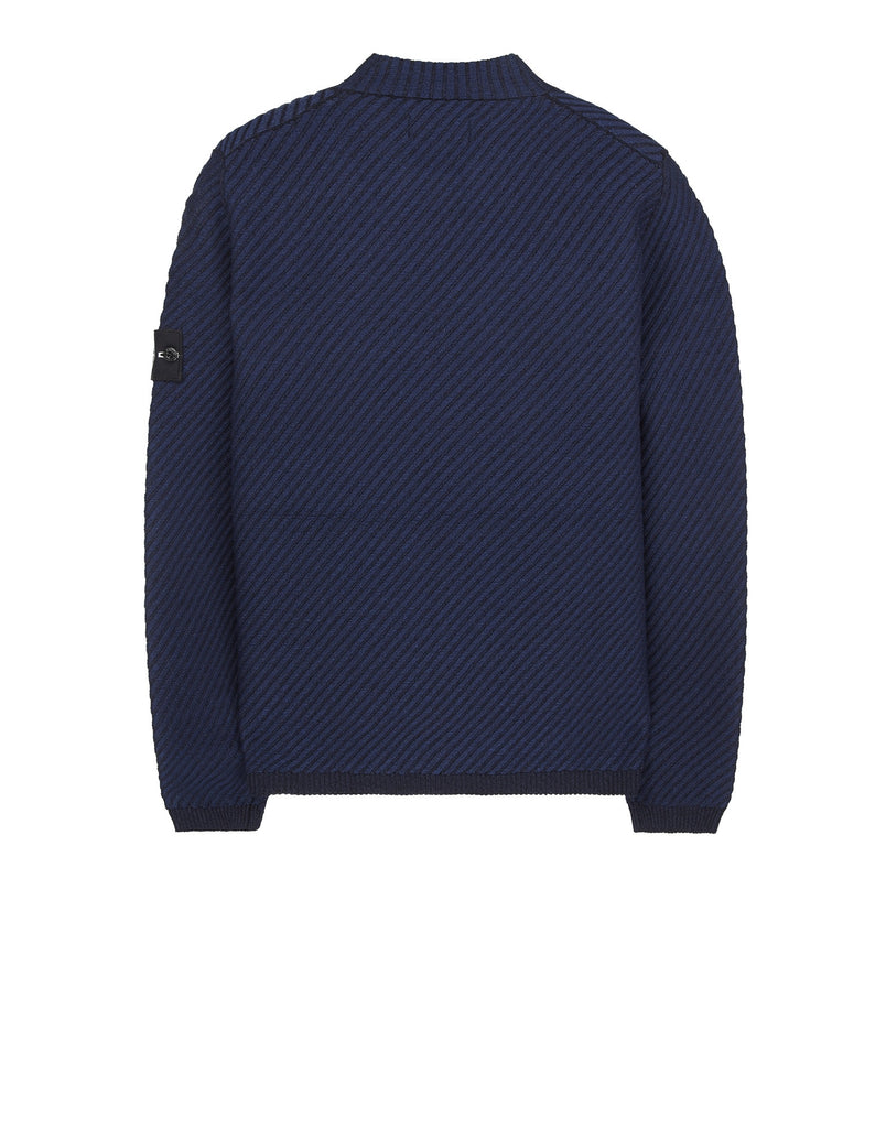 592A4 POLYPROPYLENE INDACO KNIT in Blue