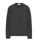 618J3 STONE ISLAND HOUSE CHECK Sweatshirt in Grey