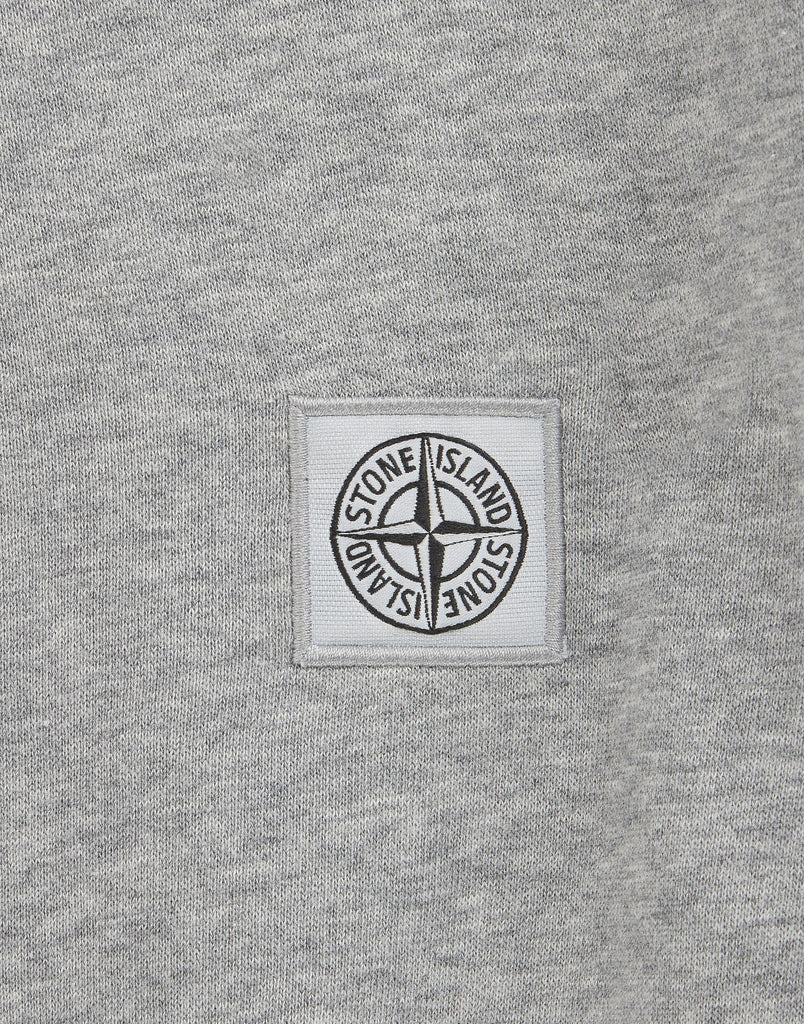 64651 Hooded sweatshirt in Grey