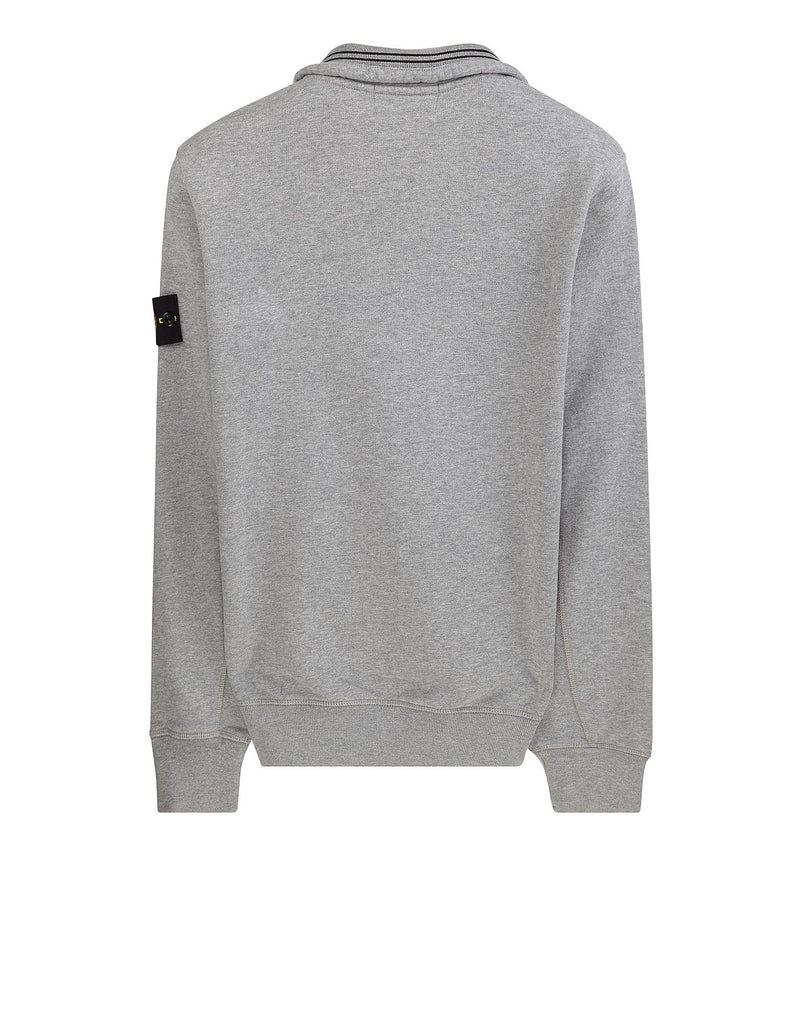 64820 Full Zip Sweatshirt in Grey