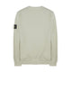 65320 Garment-Dyed Sweatshirt in Cream