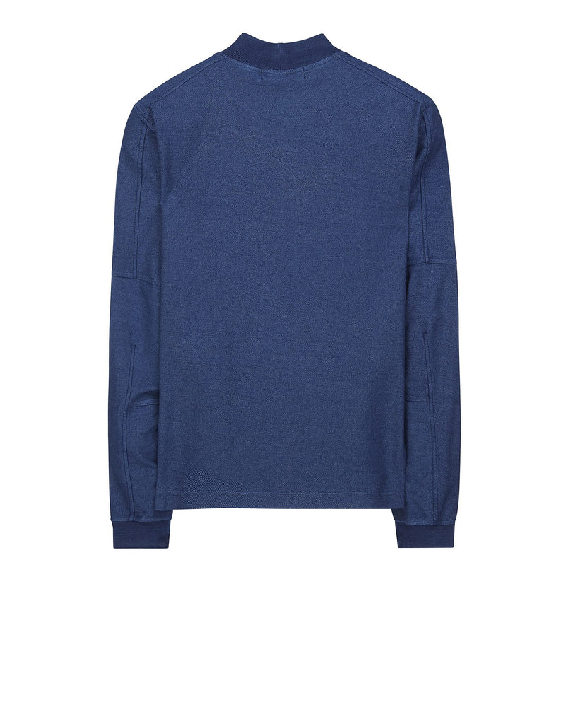 65635 Sweatshirt in Blue