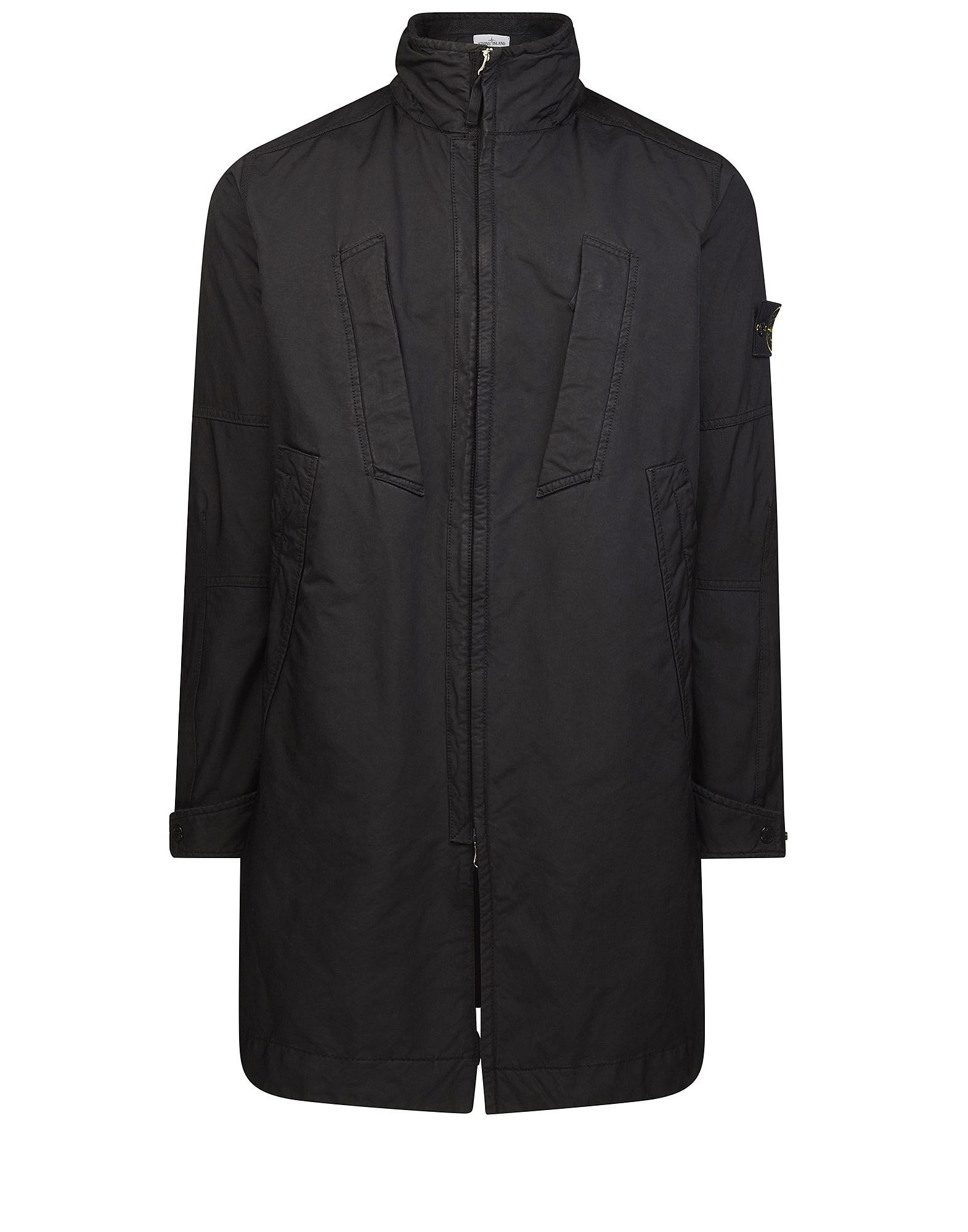 70849 DAVID-TC WITH DETACHABLE DOWN LINING Jacket in Black