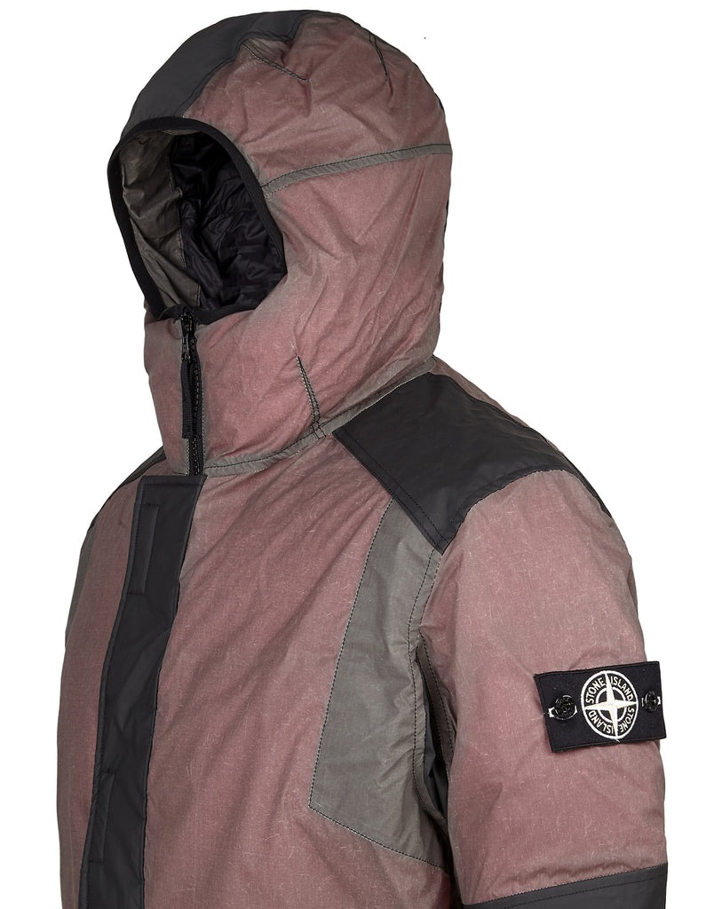 70999 RESIN-T SHELL DOWN ICE JACKET in Fluo Pink