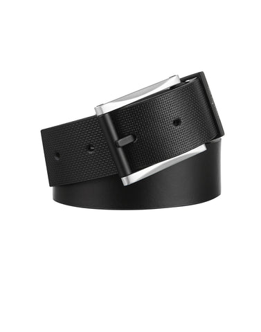 94173 Leather Belt in Black