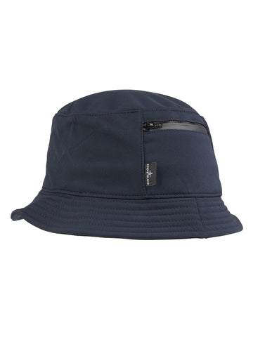 99279 SOFT SHELL-R Bucket Hat in Blue