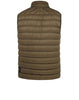 G0724 GARMENT DYED DOWN 26GR X SQM-NY _ PACKABLE in Khaki