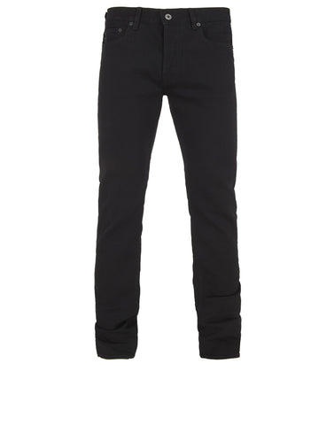 J1BQ1 12 oz Stretch Denim 32L Jeans in Black