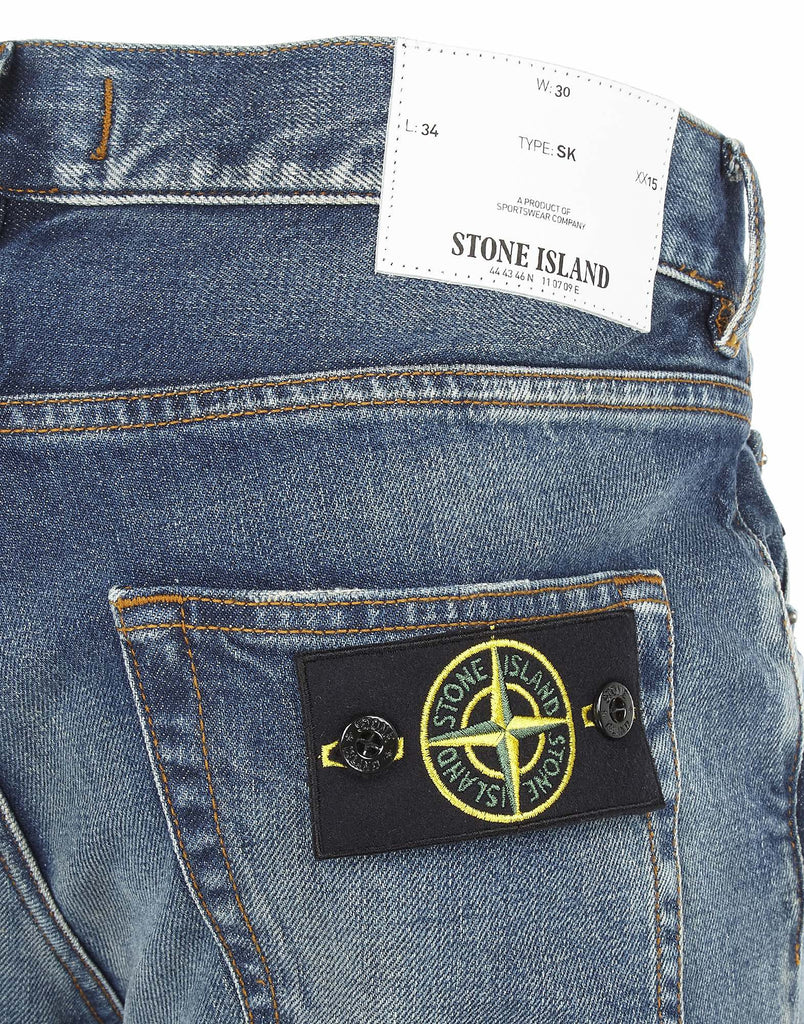 J2ZM4 SK_USED Jeans in Blue