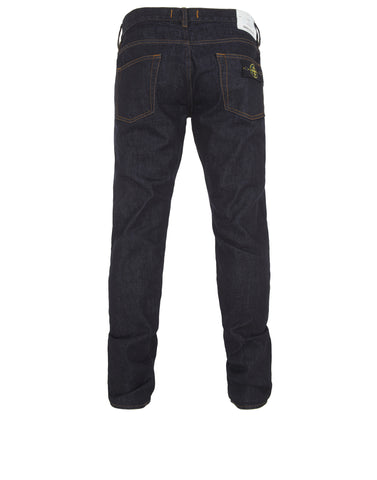 J4BI1 13Oz Denim Regular Tapered Fit Jeans in Indigo