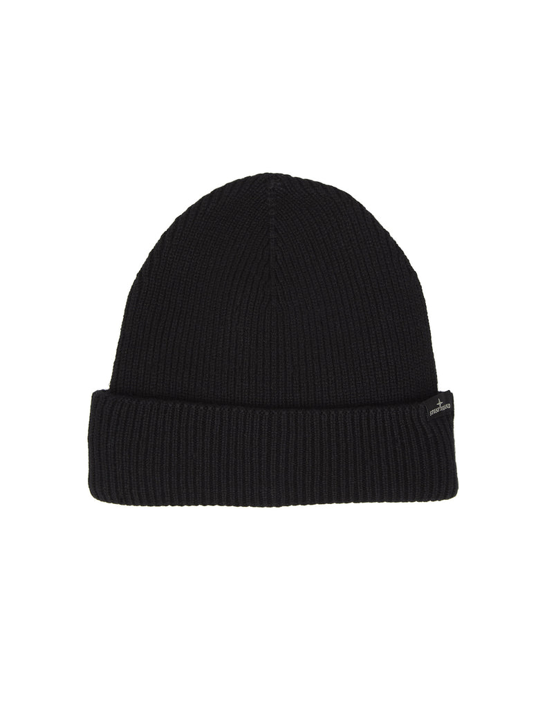 N16A8 Hood Hat in Black