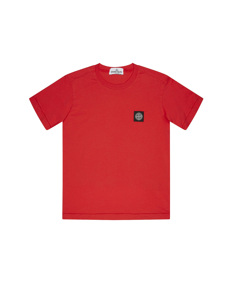 20147 Short-sleeve T-Shirt in Red
