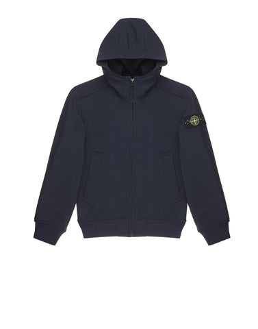 40330 SOFT SHELL-R Jacket in Navy