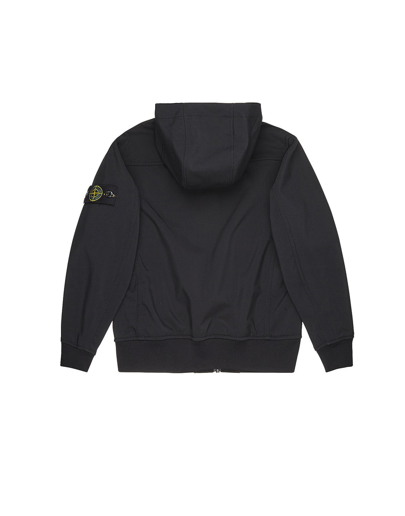 40330 SOFT SHELL-R Jacket in Black
