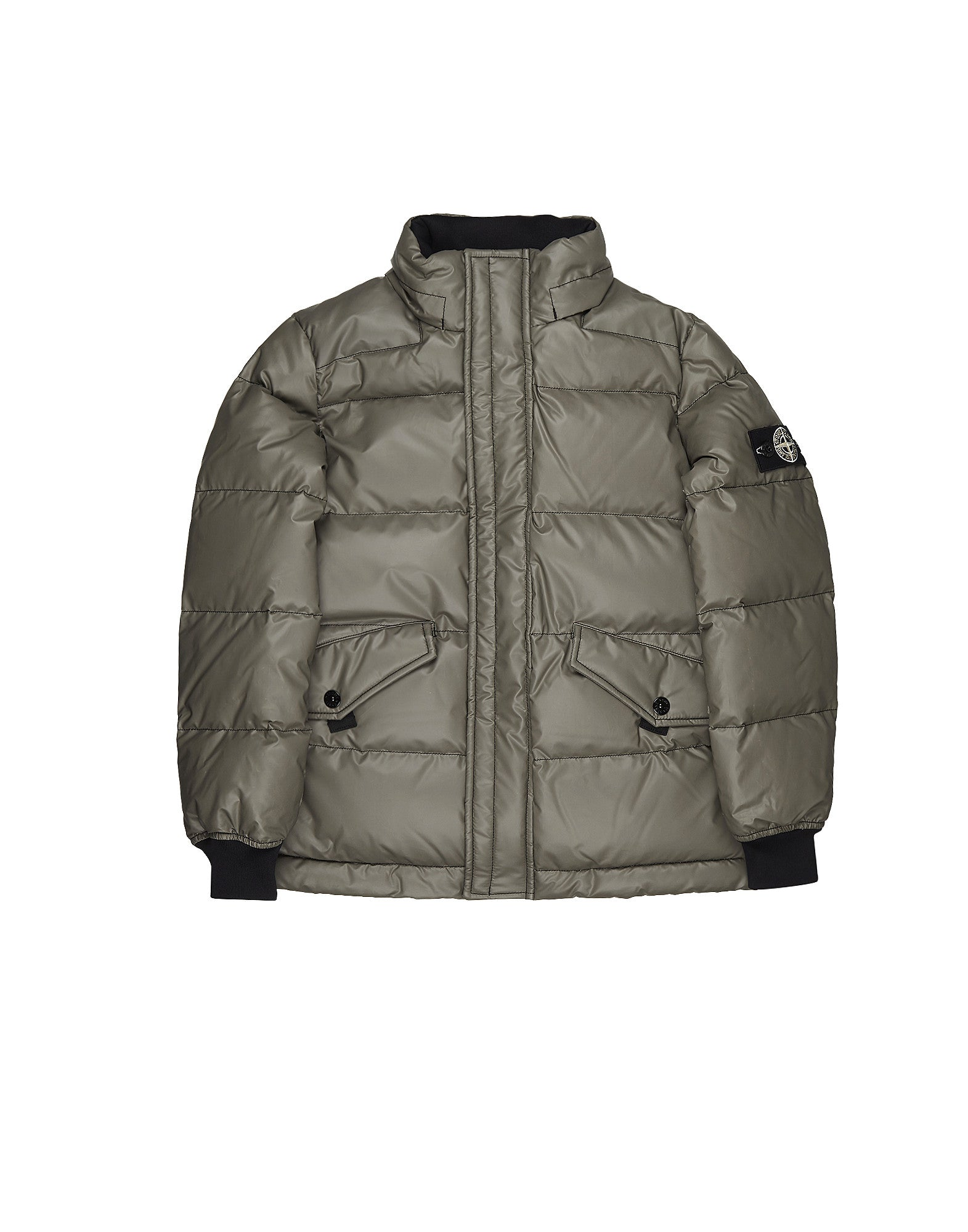 40926 ICE DOWN Jacket in Grey