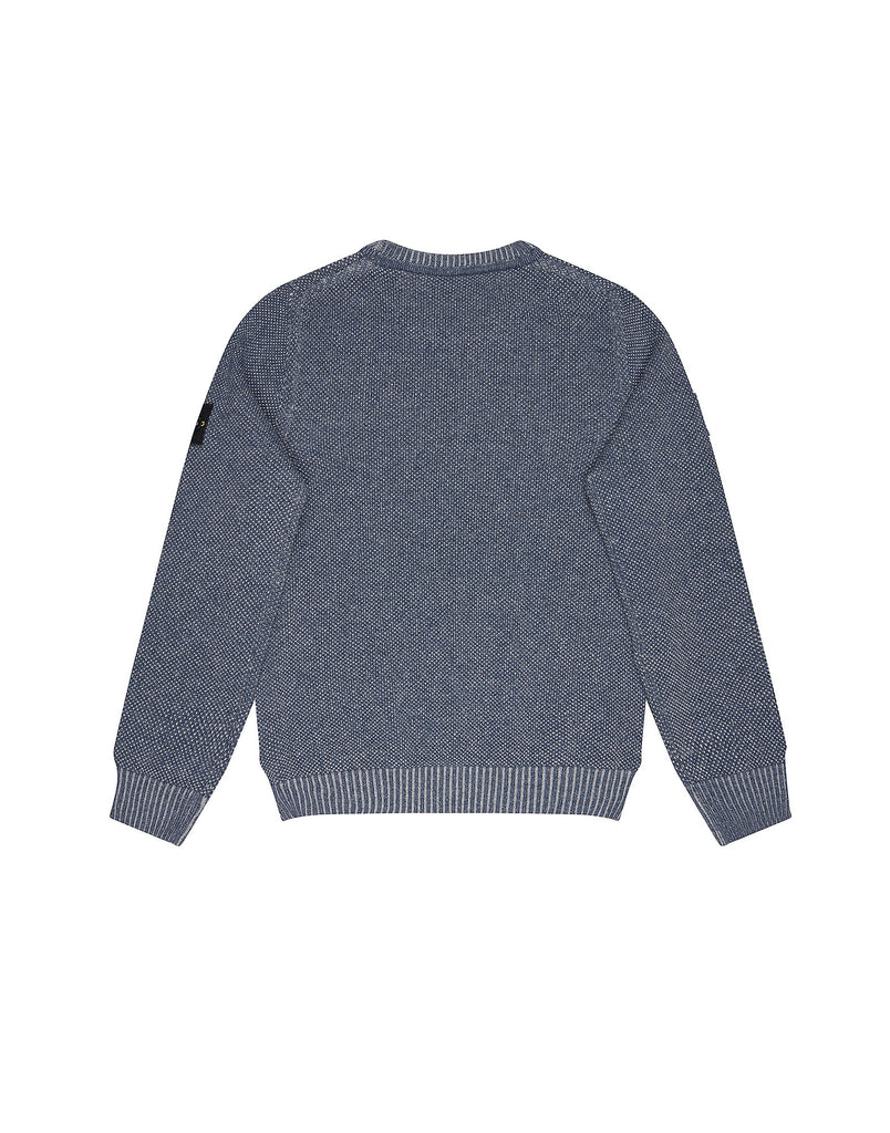 519D1 Crew Neck Sweatshirt in Blue