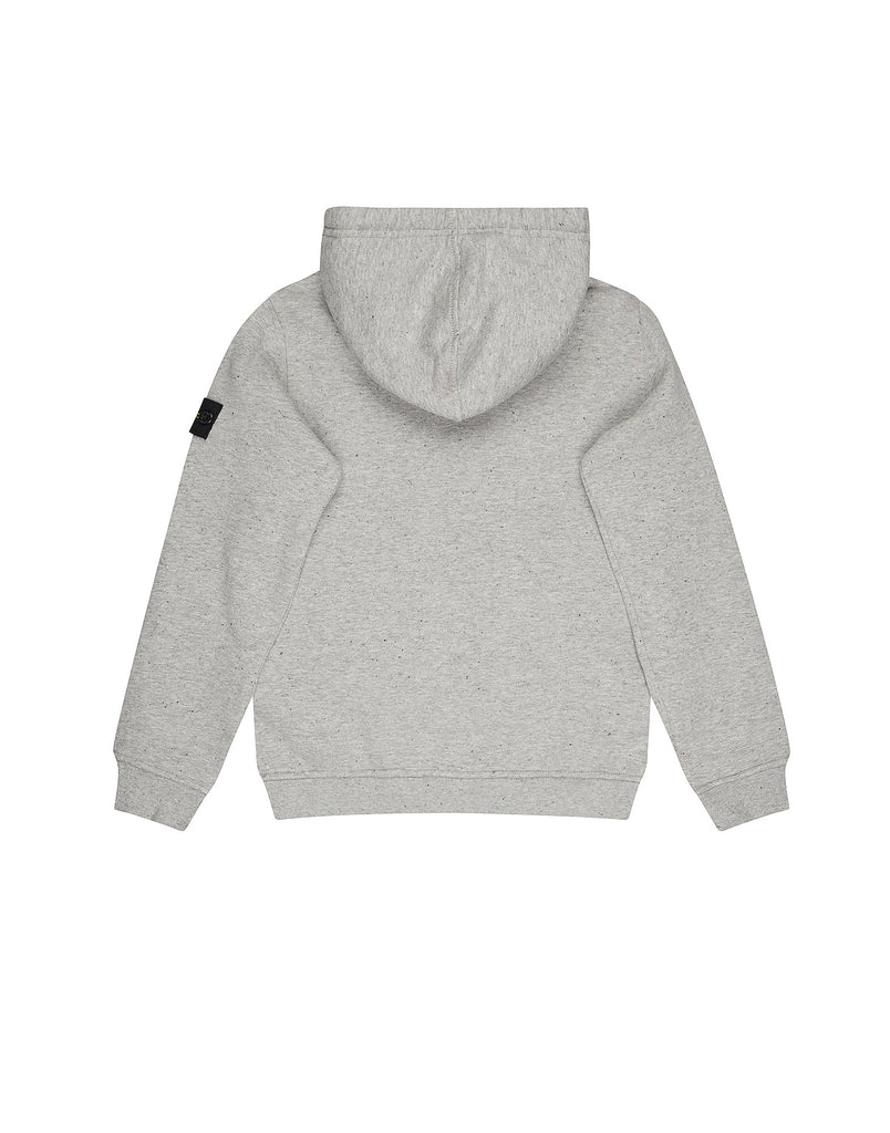 60444 Hooded Sweatshirt in Grey