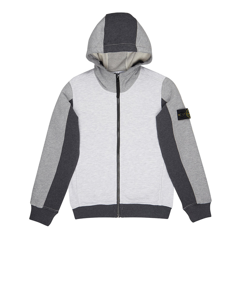 61238 Hooded Sweatshirt in Grey
