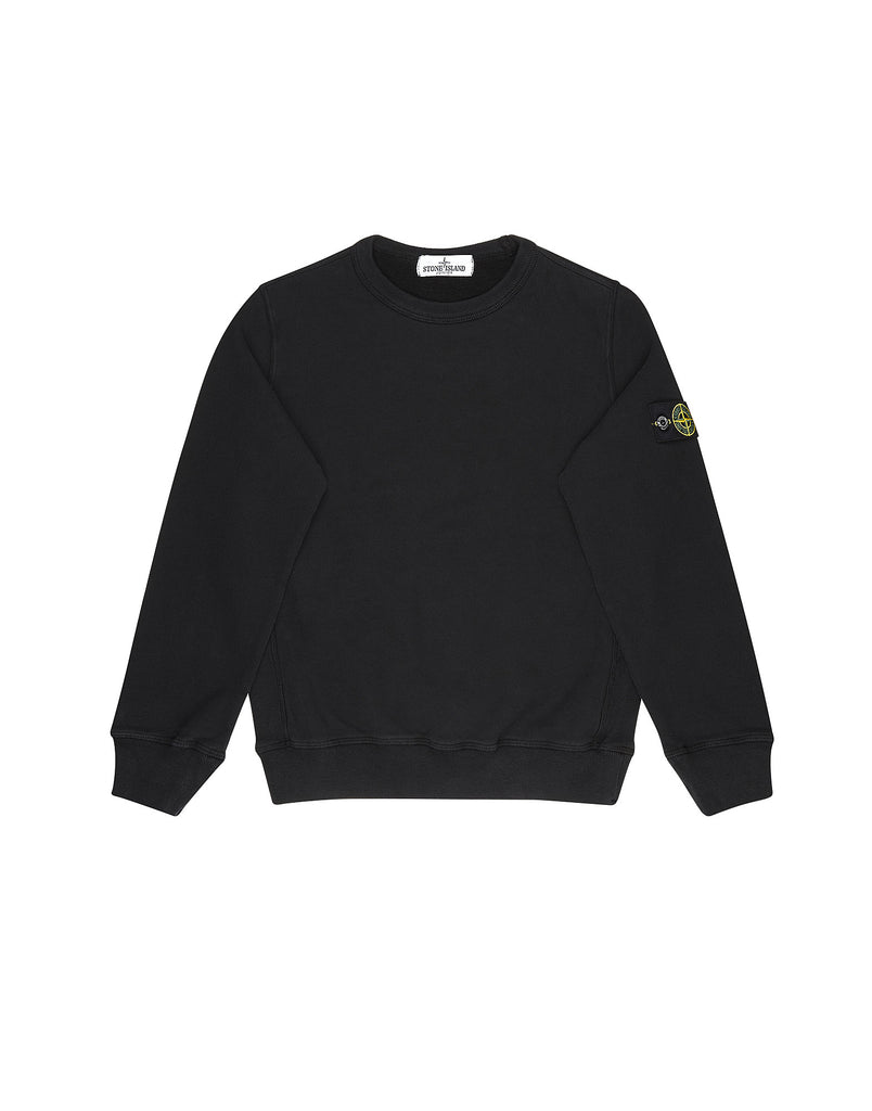 61540 Crew Neck Sweatshirt in Black