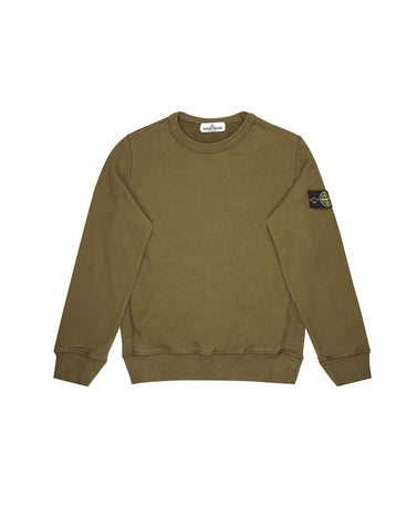 61540 Crew Neck Sweatshirt in Green