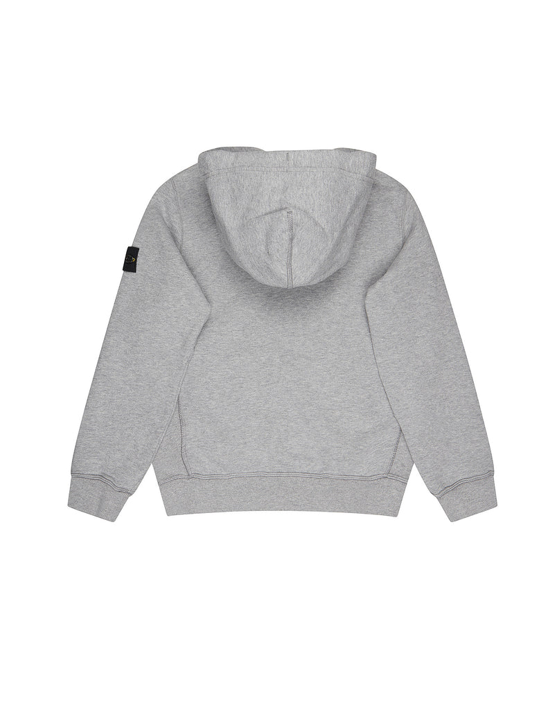 62040 Hooded Sweatshirt in Grey