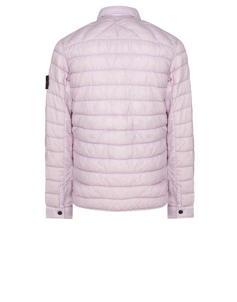 10324 GARMENT DYED DOWN 26GR x SQM-N Jacket in Pink