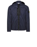 11110 Lightweight Tela Overshirt in Blue