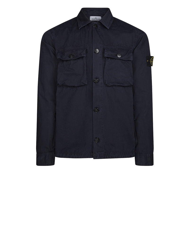 119WN T.CO+OLD Overshirt in Navy