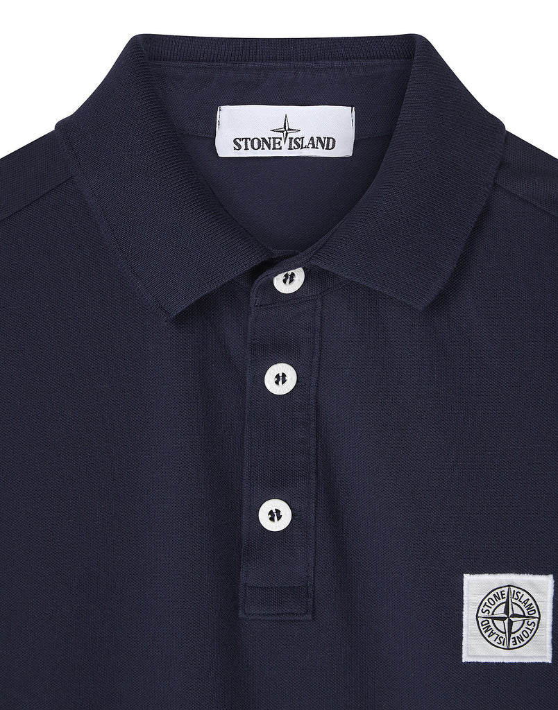 20518 Polo Shirt in Blue