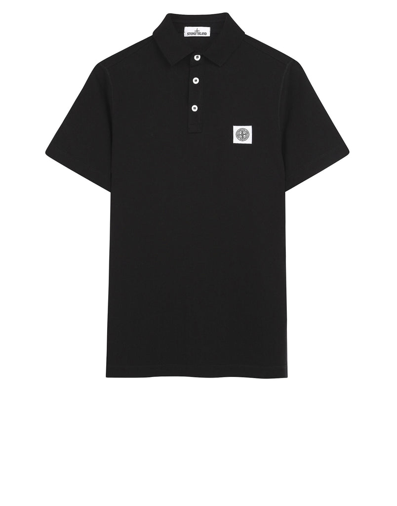 20518 Polo Shirt in Black