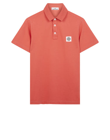 20518 Polo Shirt in Coral