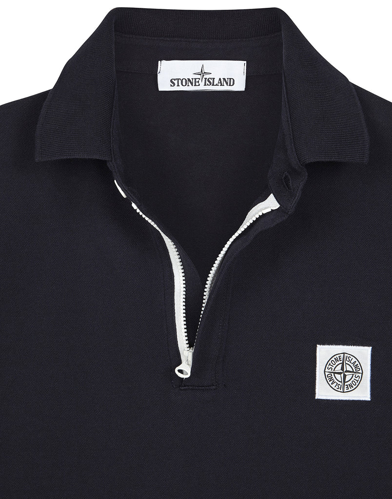 20618 Polo Shirt in Navy Blue