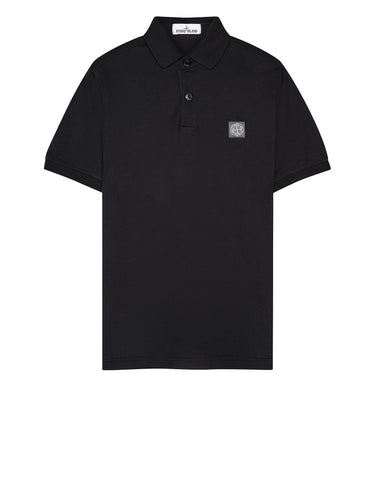 20866 Polo Shirt in Black