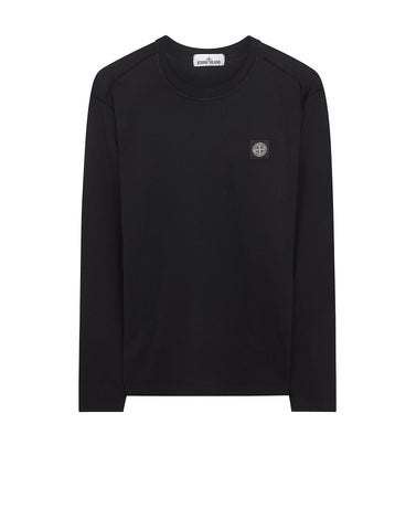 21641 Long sleeve T-Shirt in Black