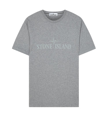 2NS83 'INSTITUTIONAL' T-shirt in Grey