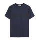 2NSXE MARINA T-Shirt in Navy Blue