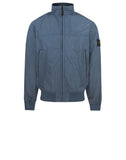 40622 MICRO REPS Jacket in Blue